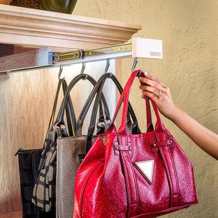 Closet - traditional closet idea in Denver