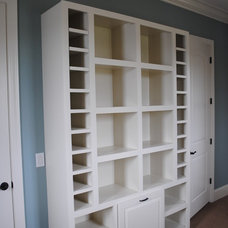 Contemporary Closet by CHC Woodworks
