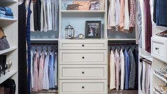 Closet Organizers Examples