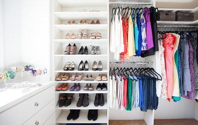 Conseils de pro pour ranger son dressing