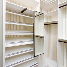 farmhouse closet by Closet Organizing Systems