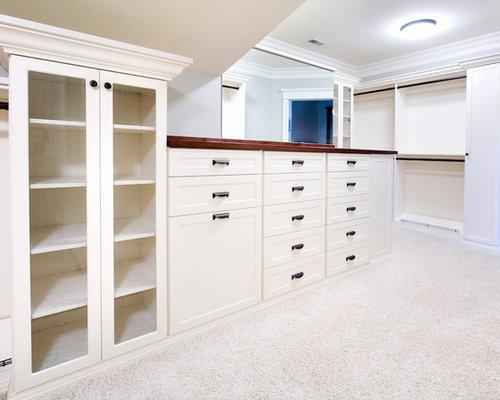 Craftsman Chicago Closet Design Ideas, Remodels & Photos