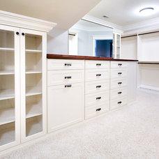Craftsman Closet by Closet Organizing Systems