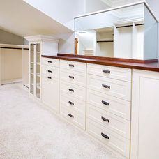 Craftsman Closet by Closet Organizing Systems