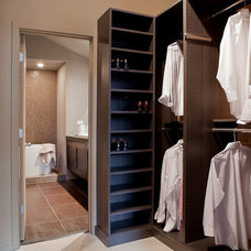 Contemporary Closet by Closet Outfitters