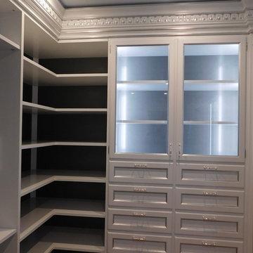 Closet Project - McLean