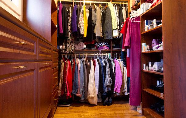 Modern Closet by Rikki Snyder