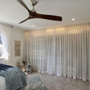 Closet Storage | Del Mar Inland Residence