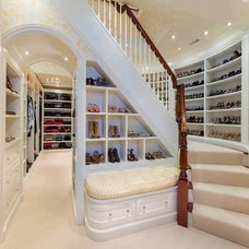 Traditional Closet by Prudential Fox & Roach