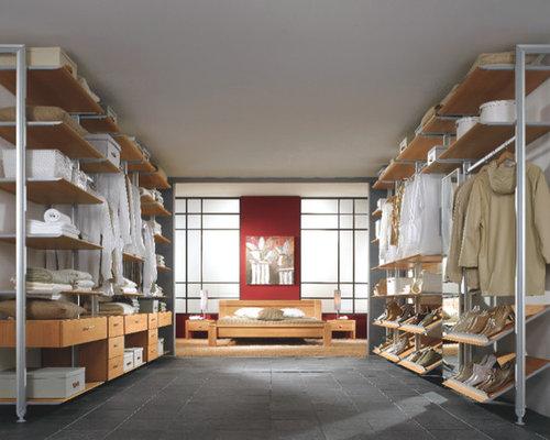 Attractive Aluminum Closet System