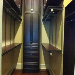 Closet Systems - Schulte FreedomRail and Classica System by Wilson Lumber Company