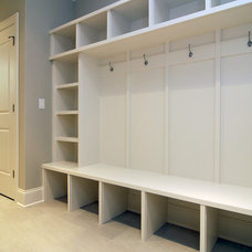 Traditional Closet by Vertex Properties LLC & Olson Development LLC