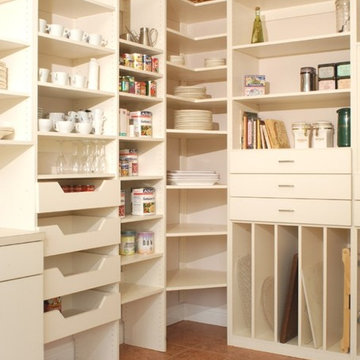 closets and other fitted spaces