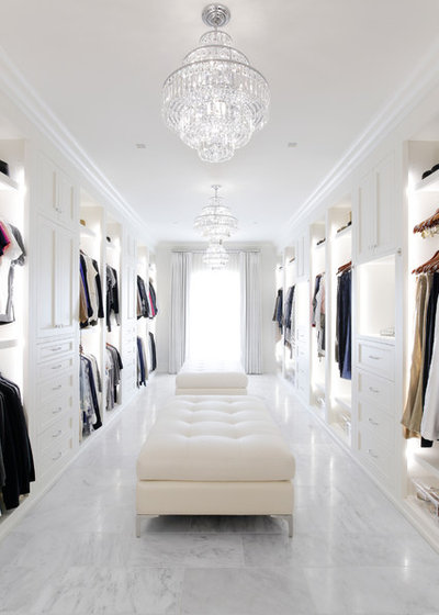 Traditional Closet by Austin Bryant Moore LLC.