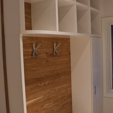 Modern Closet by Birom Cabinetry LLC