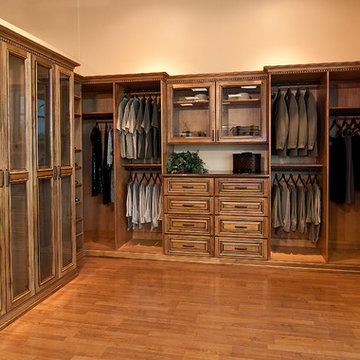 Rustic Closet