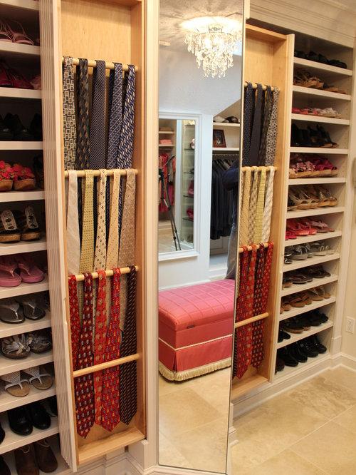 Tie Storage Solutions Tie Storage Home Design Ideas Pictures