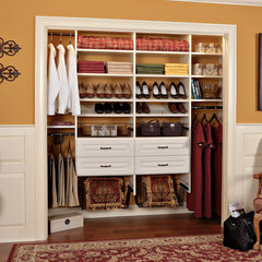 contemporary closet by EasyClosets