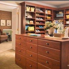 Traditional Closet by EasyClosets