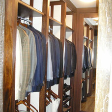 Craftsman Closet by Greenfield Mill