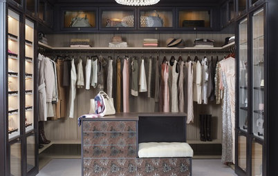24 Ideas From Stunning Wardrobes For Those Who Love Fashion