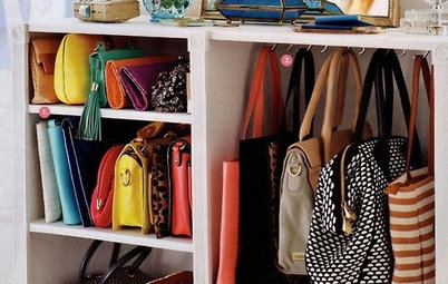 12 Tips to Make the Most of a Small Walk-in Wardrobe