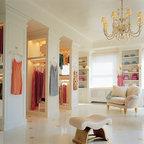 Organized Ladies Closet