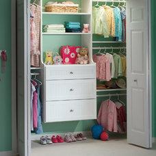 Contemporary Closet by Closet Classics of Andover