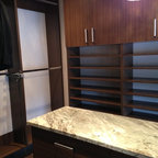Dwell On Despard Contemporary Closet Vancouver By