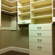 Traditional Closet by Closets to Go