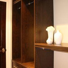 Traditional Closet by Toronto Custom Concepts