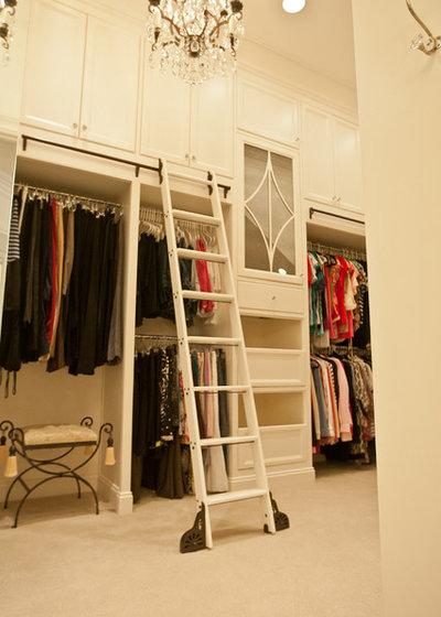 Wonderful Traditional Closet By Woodhamu0027s Cabinet Shop, Inc.