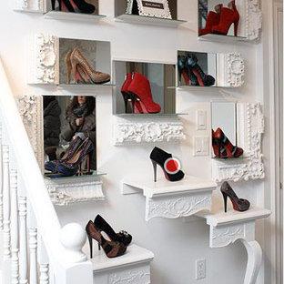 Idéer för en eklektisk garderob