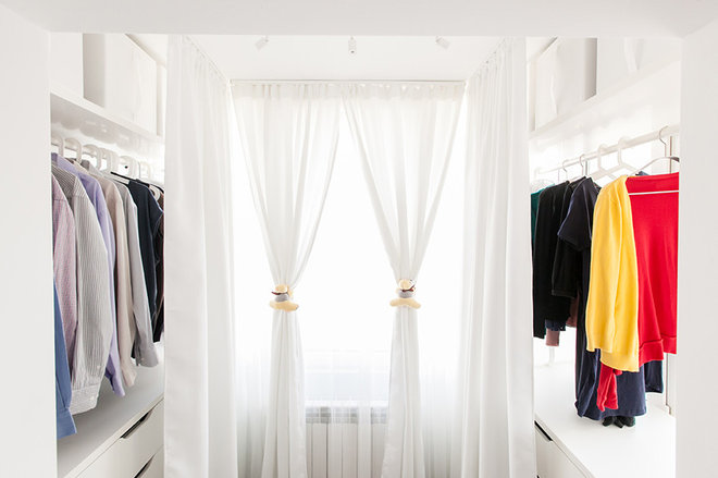 Contemporary Closet by Black Fox Interiors