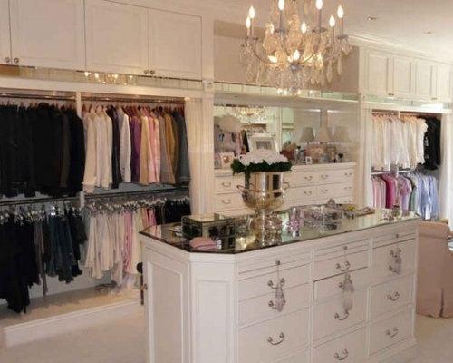 Lisa Vanderpump Closet | Houzz