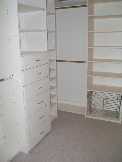 inspiration for a closet remodel in san francisco