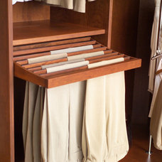 contemporary closet by Twin Cities Closet Co.
