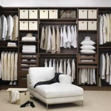 Contemporary Closet Contemporary Closet