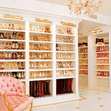 Contemporary Closet Contemporary Closet