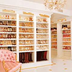 contemporary closet by WeDoClosets.ca