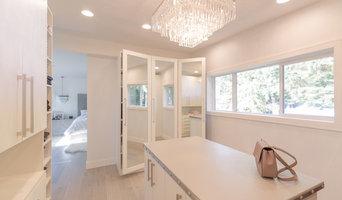 Contemporary Master Suite