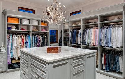 Ordning och reda i garderoben med 10 enkla steg