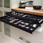 Woman's Dream Walk In Closet - Modern - Closet - New Orleans - by Ultimate Closet Systems