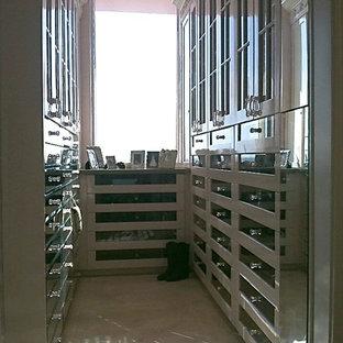 Idee per armadi e cabine armadio eclettici