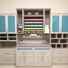 Contemporary Closet by California Closets Michigan