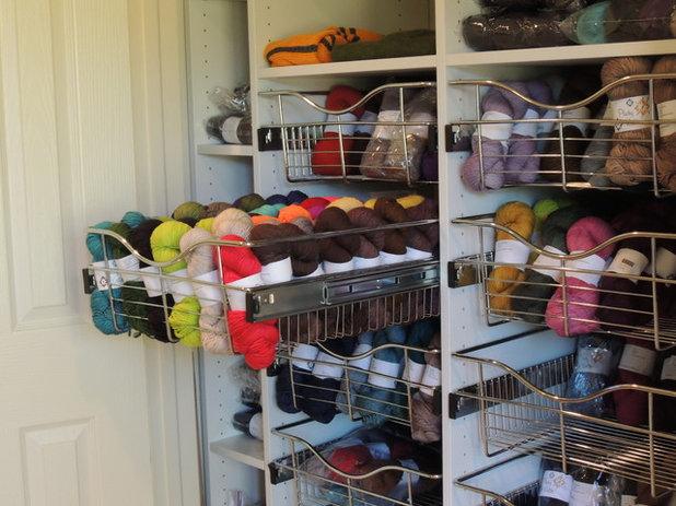 Beach Style Closet by Bella Systems Philly - Custom Closets