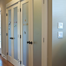 Craftsman Closet by Troxel Custom Homes