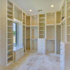 Traditional Closet by Venetian Homes