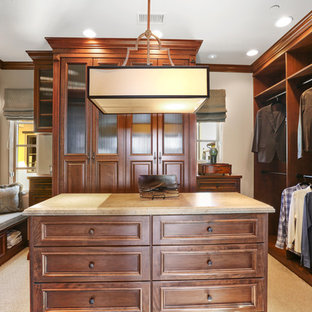 Crystal Cove Master Walk-in Closet