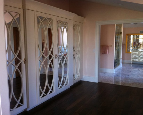 Mullion Doors With Mirror Ideas Pictures Remodel And Decor